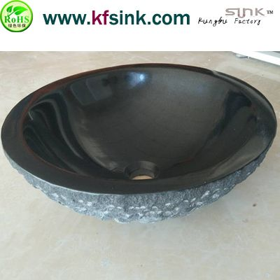 Farm Black Granite Sink
