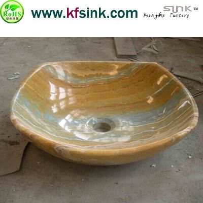 River Onyx Sink Basin Bathroom