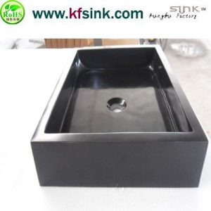 Black Marble Sink Popular Shapes