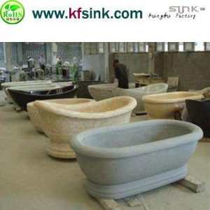 Granite Bathtub Vs Marble Bathtub