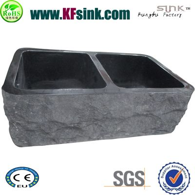Absolute Black Stone Kitchen Sink