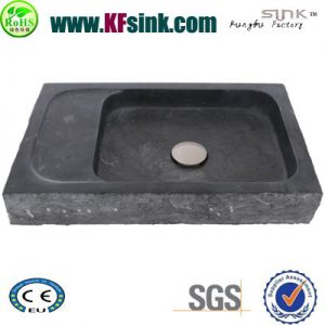 Natural Black Stone Kitchen Sink