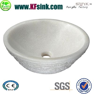 Guangxi Bath Marble Sink Bowl