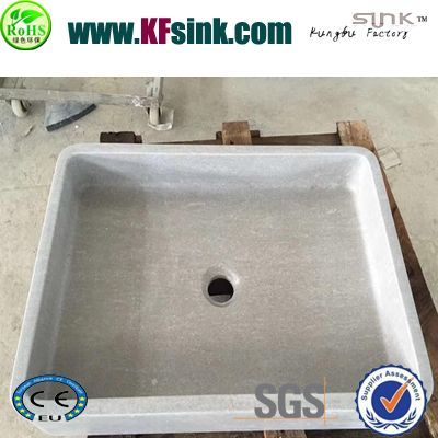 Cheap Grey Marble Sink