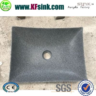 Sesame Black Granite Sink