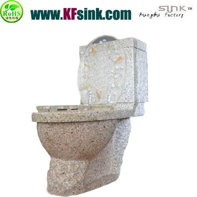 Bathroom G682 Granite Stone Toilet