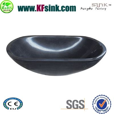 Polish Granite Vessel Sinks